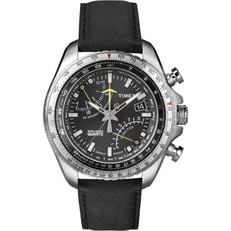 Mens Timex Intelligent Quartz T2P101