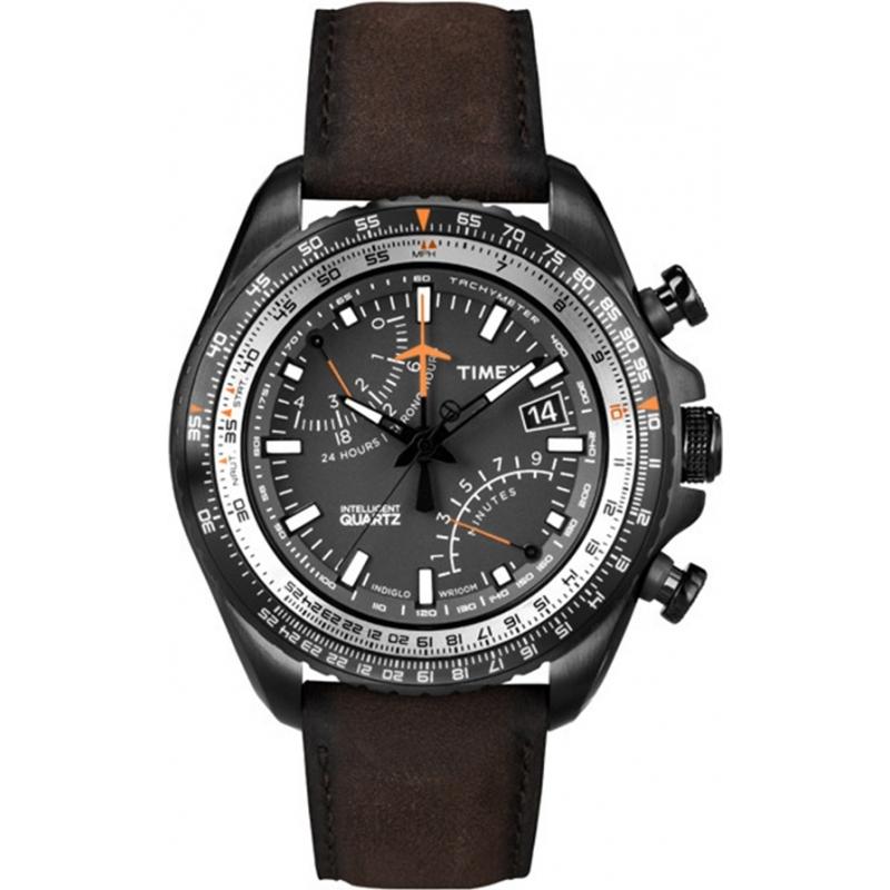 Mens Timex Intelligent Quartz T2P102