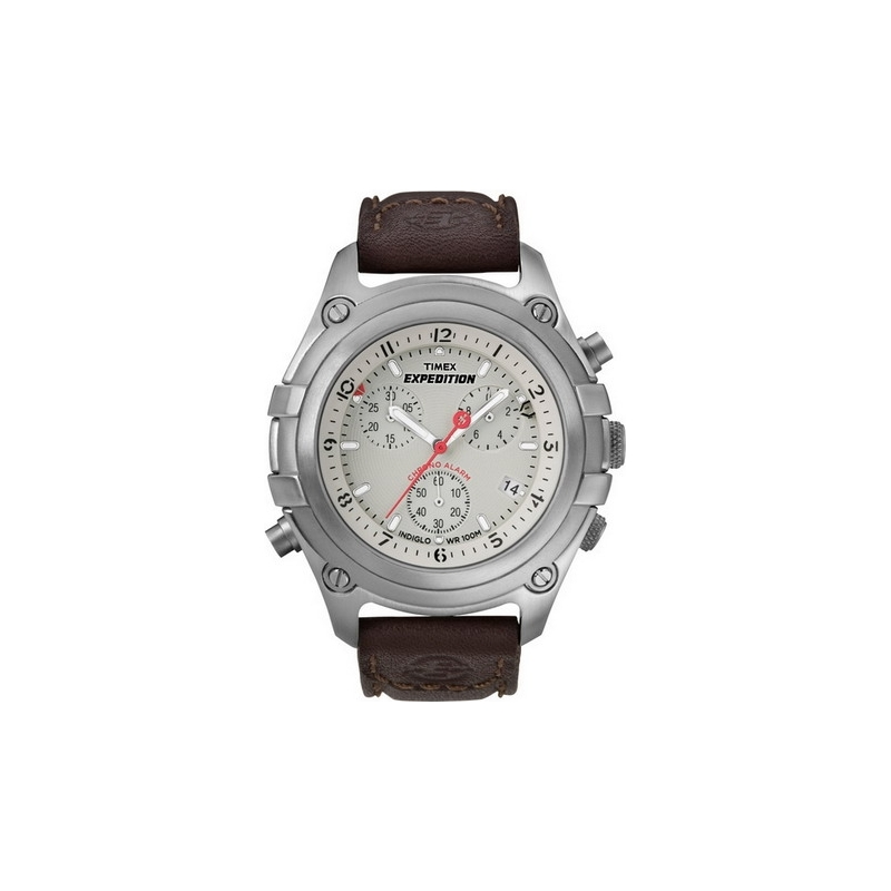 Timex Watches T49747PF Mens Expedition Trial Series Chronograph Watch