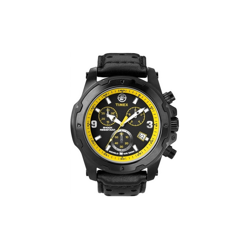 Timex Watches T49783PF Mens Expedition Rugged Field Chronograph Watch