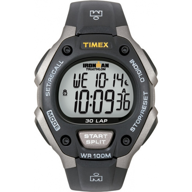 Timex T5E901 Mens Ironman 30 Lap Watch