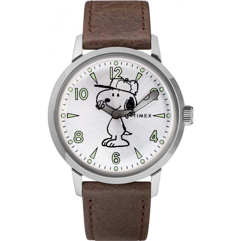 Timex TW2R94900 Snoopy Welton Uhr