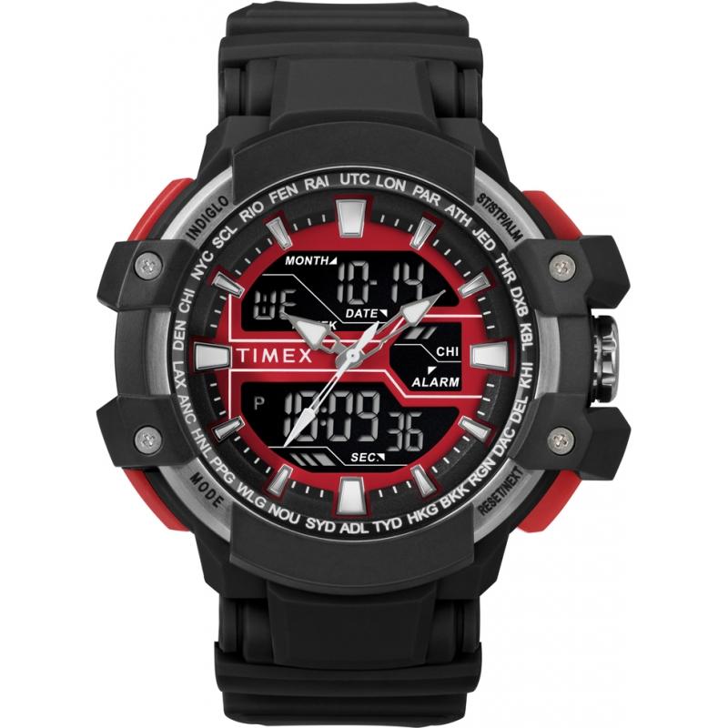 cf8d5a15220d Black TW5M22700 Timex Marathon Watch